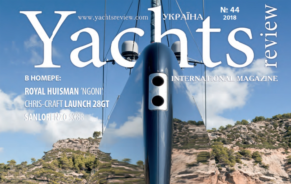 News image for Yachts Review International reports on our 100m Exploris design