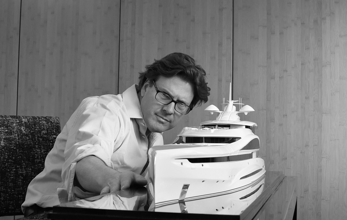 News image for Gresham talks on Megayacht News Radio