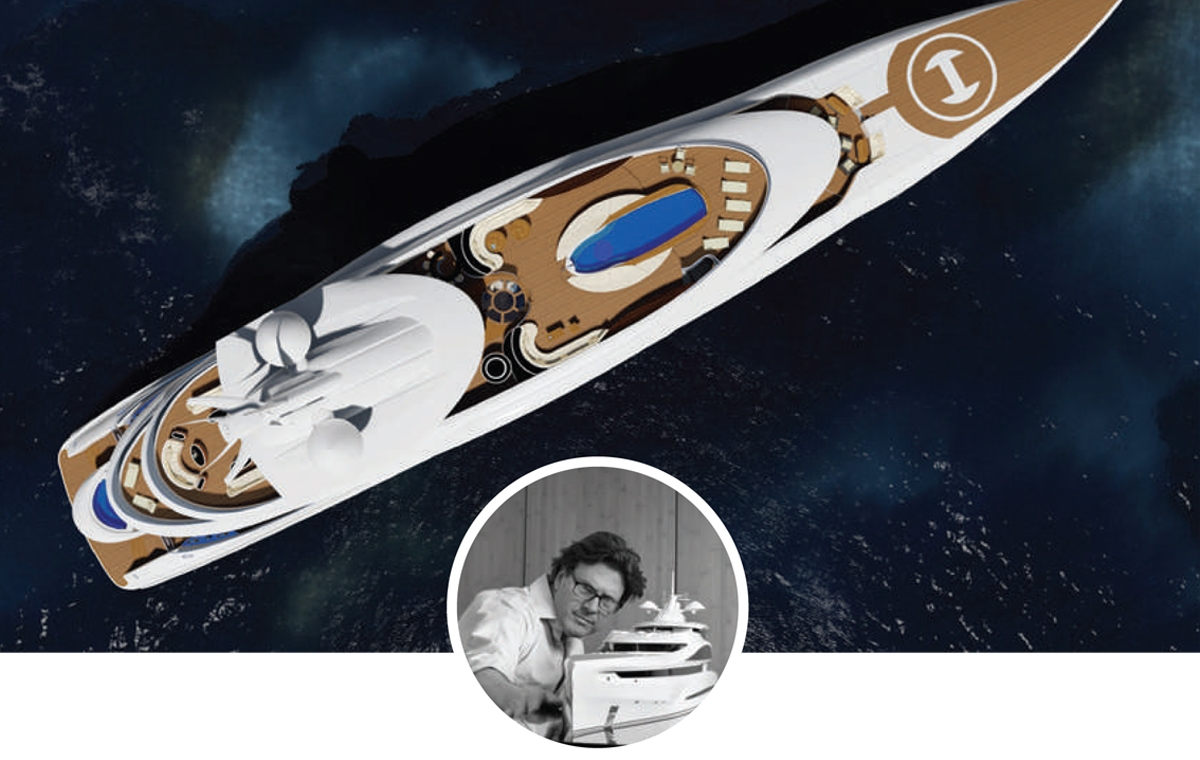 News image for Coveted's most inspirational superyacht designers