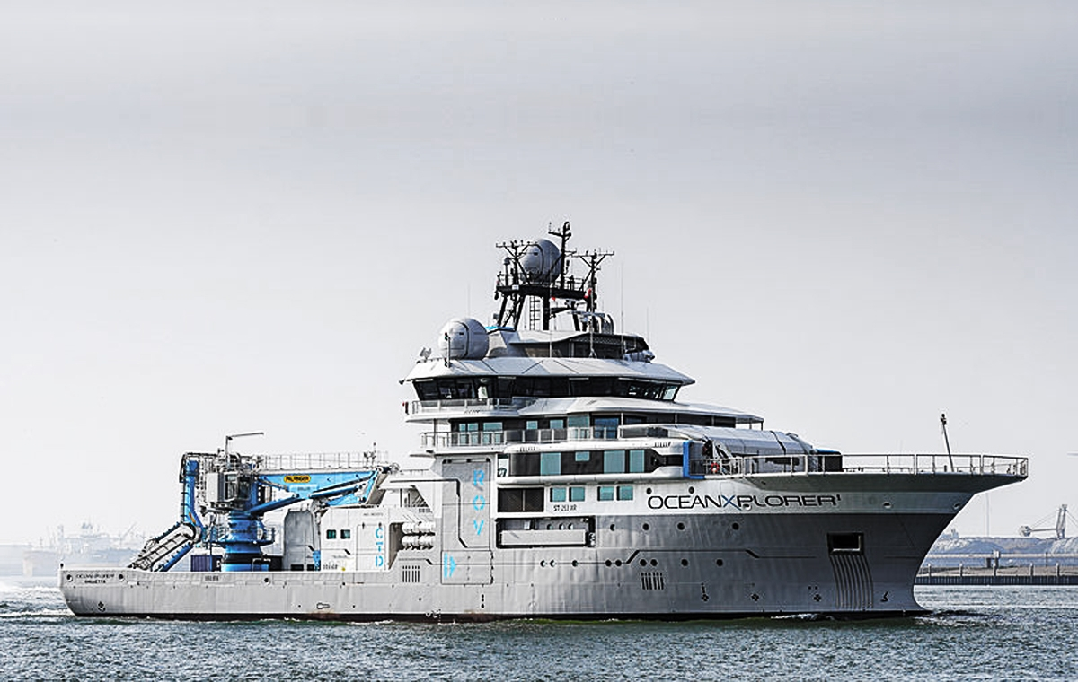News image for OceanXplorer nearing delivery